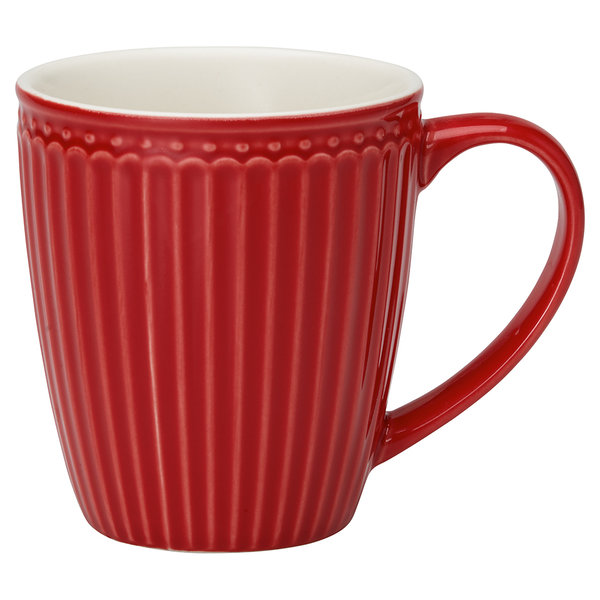 GreenGate Tasse Alice Red