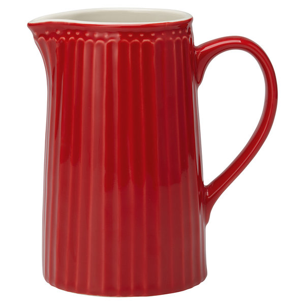 GreenGate Kanne Alice Red 1 L
