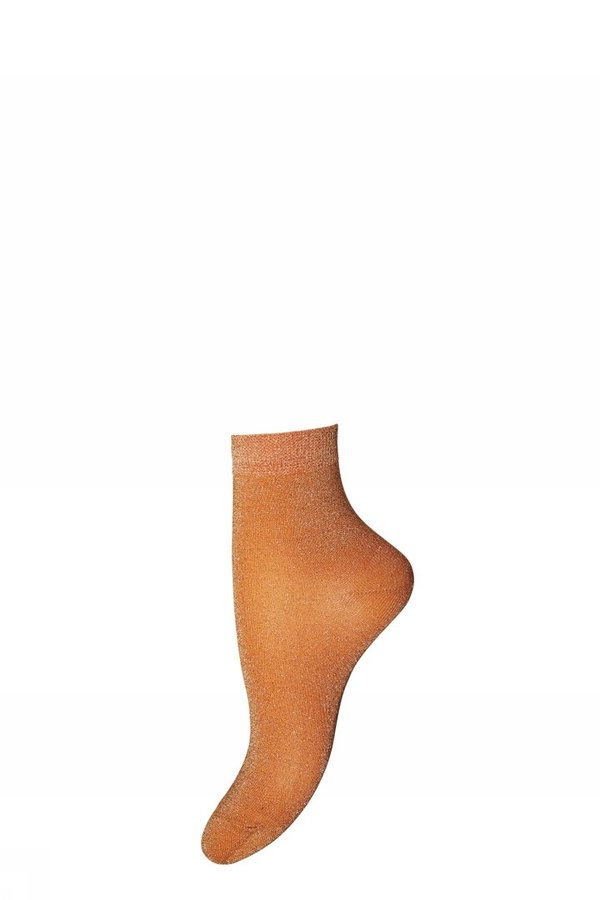 mp Denmark Glitzersocken Pi Orange