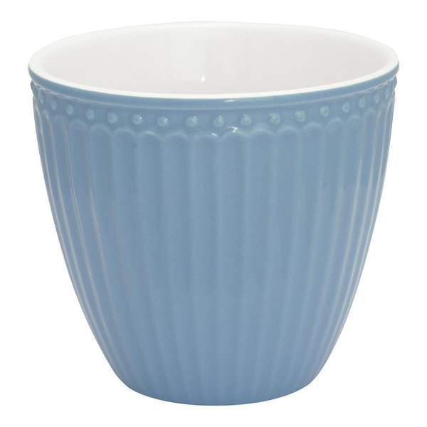 Latte Cup Alice Sky Blue